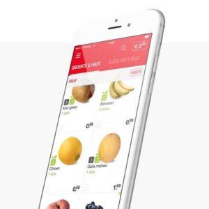 Boodschappen bestellen met Picnic app
