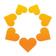 Logo van Nationale Vereniging de Zonnebloem.